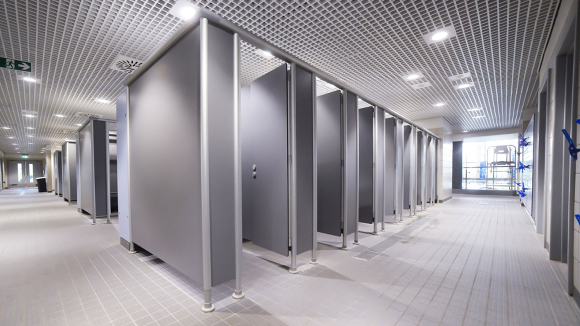 MG Fire and Sound Solutions - Cubicles and Lockers