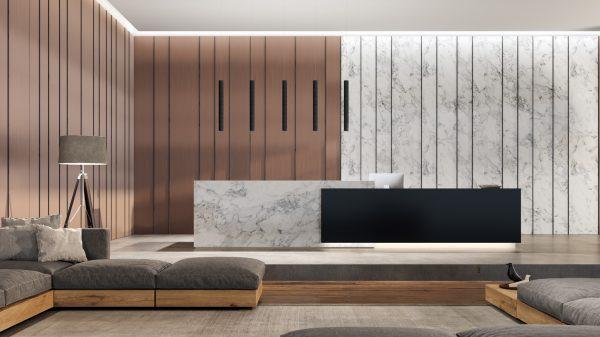 Compacts & Laminates (HPL) - Hotels